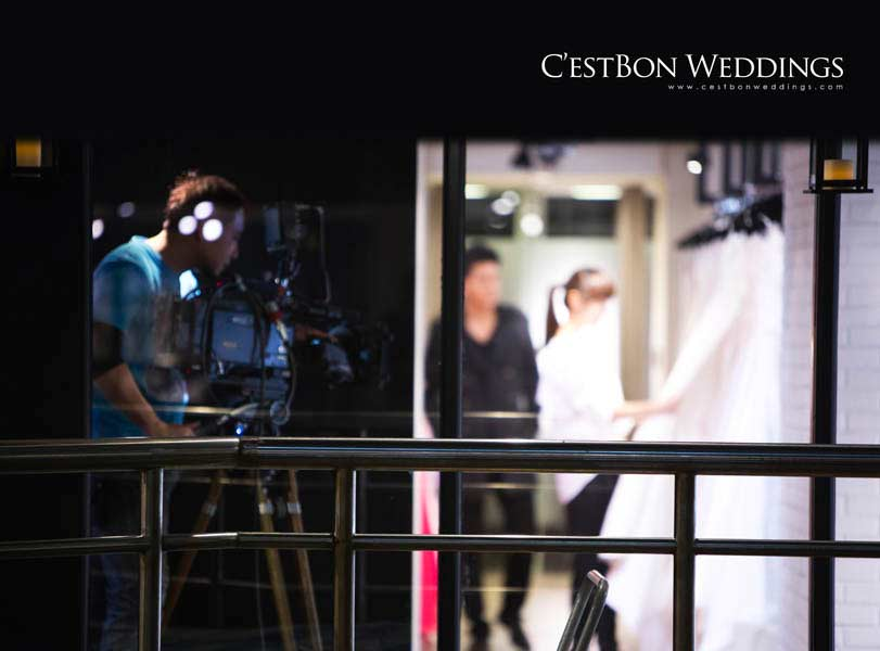 C'estBon Weddings 金紗夢 台北敦南婚紗空間